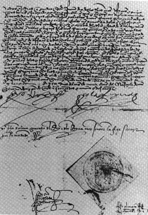 an edict of 1492 inquisition