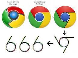 google 666 logo