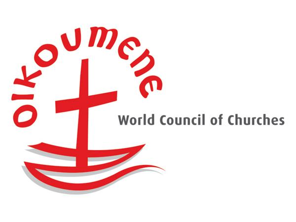 a world council churches logo